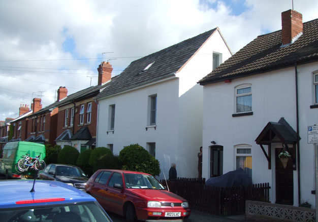 Solid Wall Insulation Improve your property